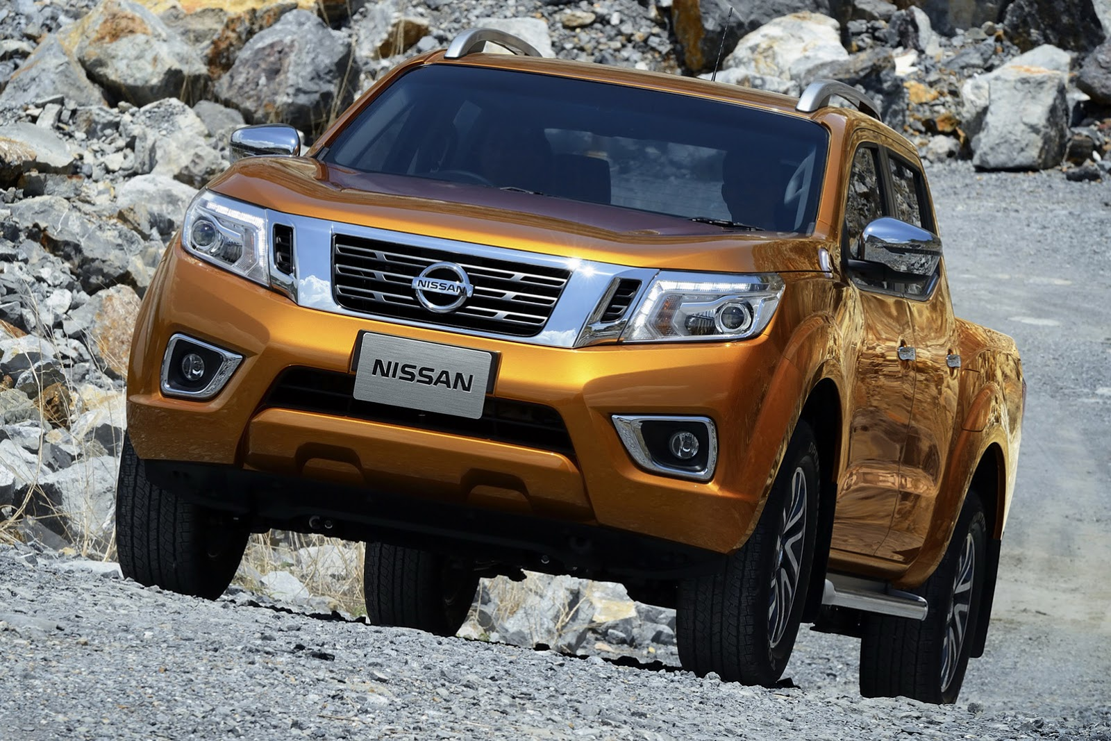 Renault Pickup Truck Confirmed for 2016, Will Be Based on Nissan Navara - autoevolution