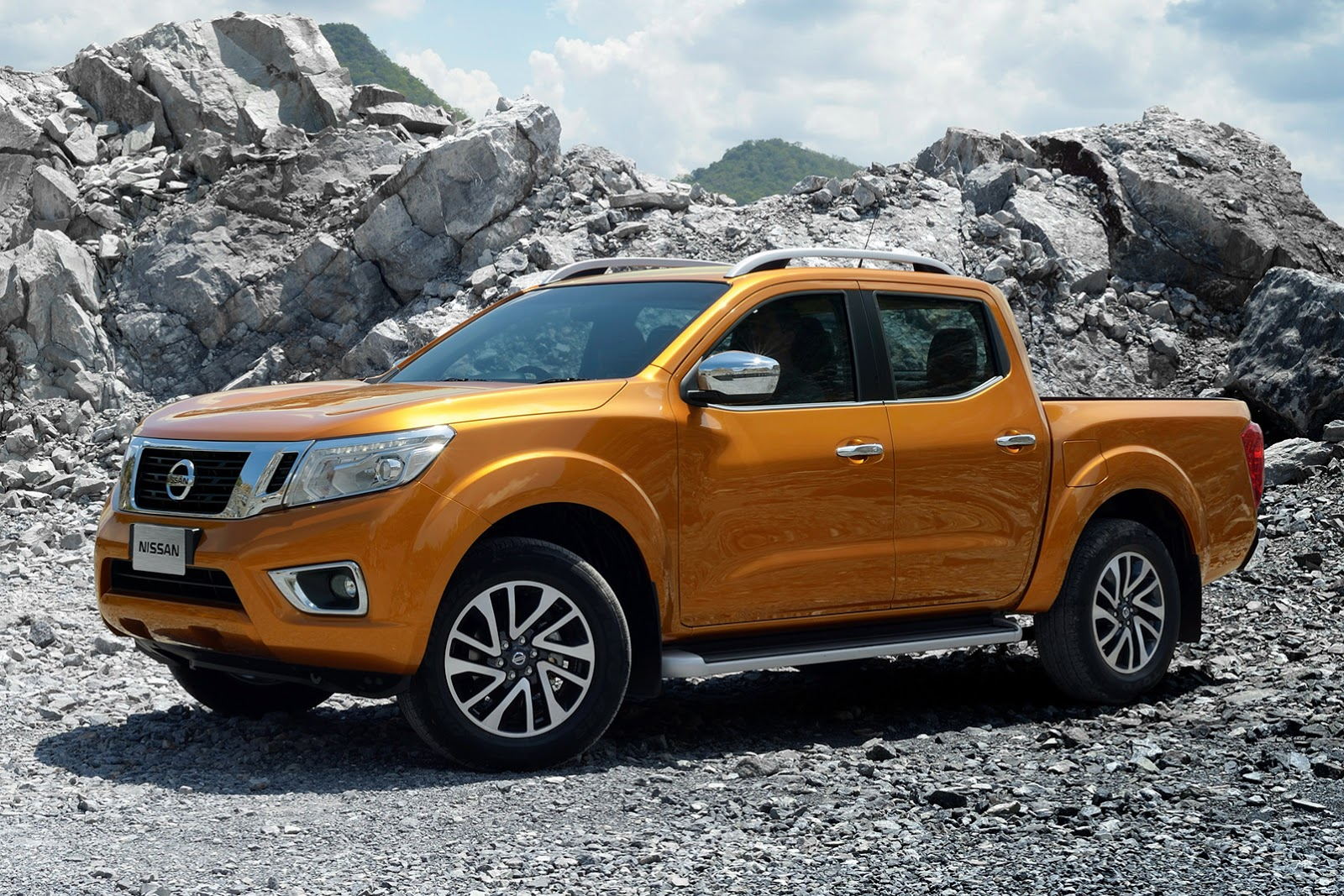 Renault Pickup Truck Confirmed For 2016 Will Be Based On