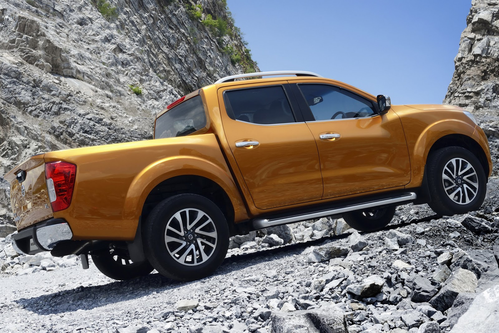 Renault Pickup Truck Confirmed For 2016 Will Be Based On Nissan 1988 D21 Vacuum Diagram 2015 Navara