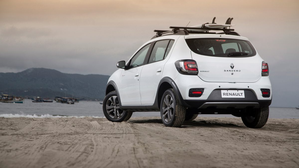 2016 Renault Sandero Stepway Rip Curl Launched In South