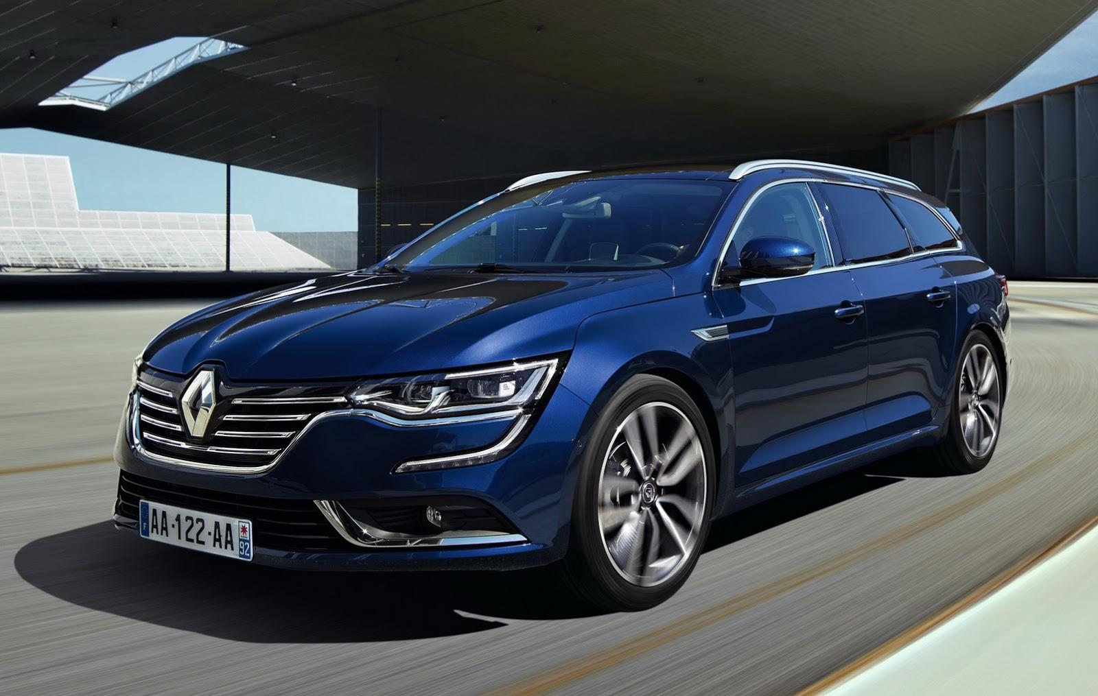 Renault Talisman Keskustelu