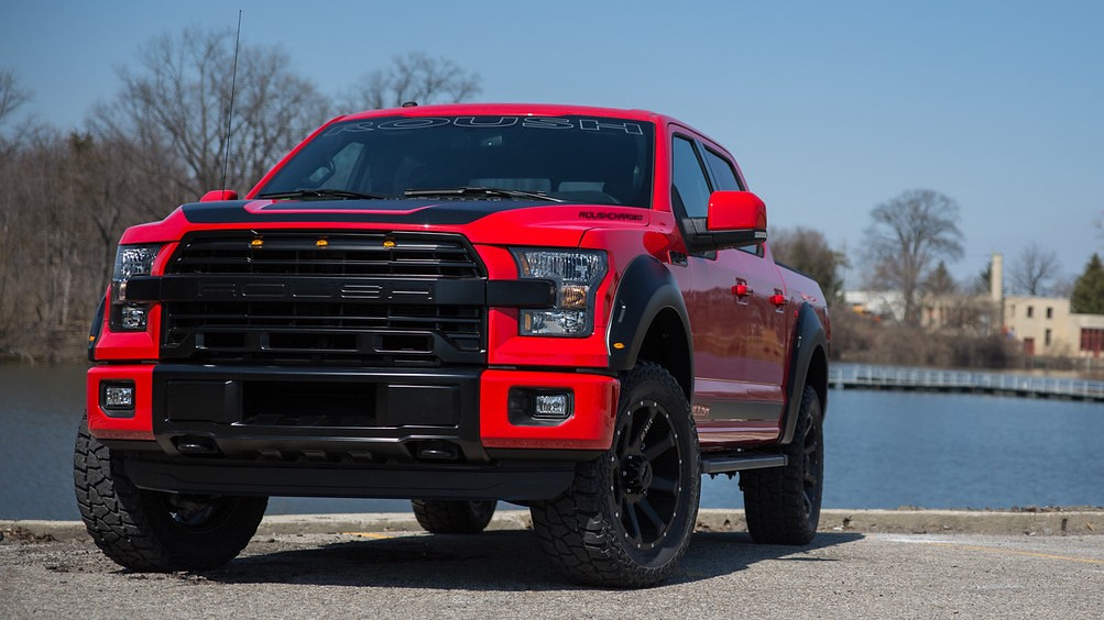 2016 roush f 150 sc packs 600 horsepower autoevolution. Black Bedroom Furniture Sets. Home Design Ideas
