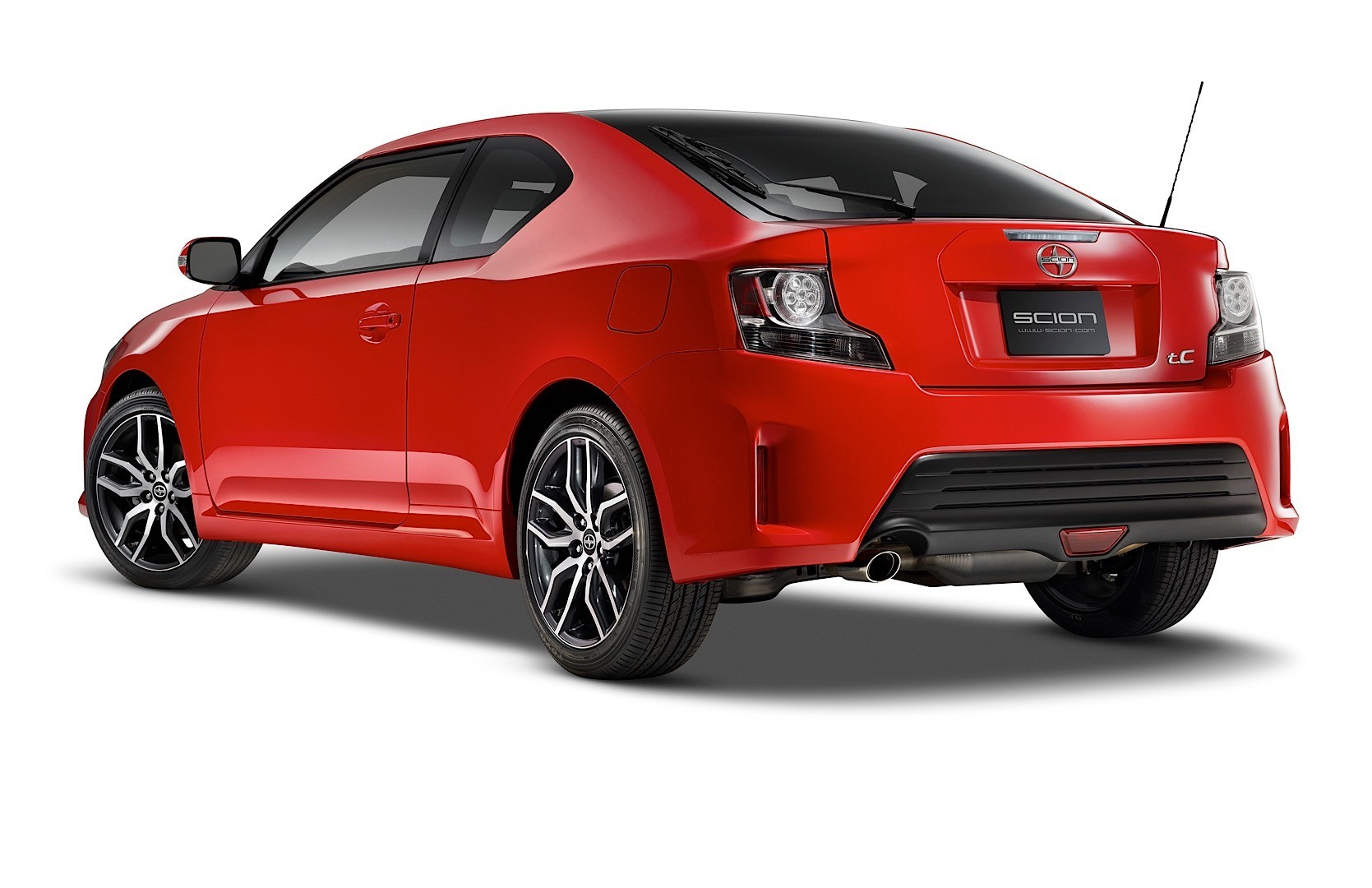 2016 scion tc receives new sound system and mildly restyled interior autoevolution. Black Bedroom Furniture Sets. Home Design Ideas