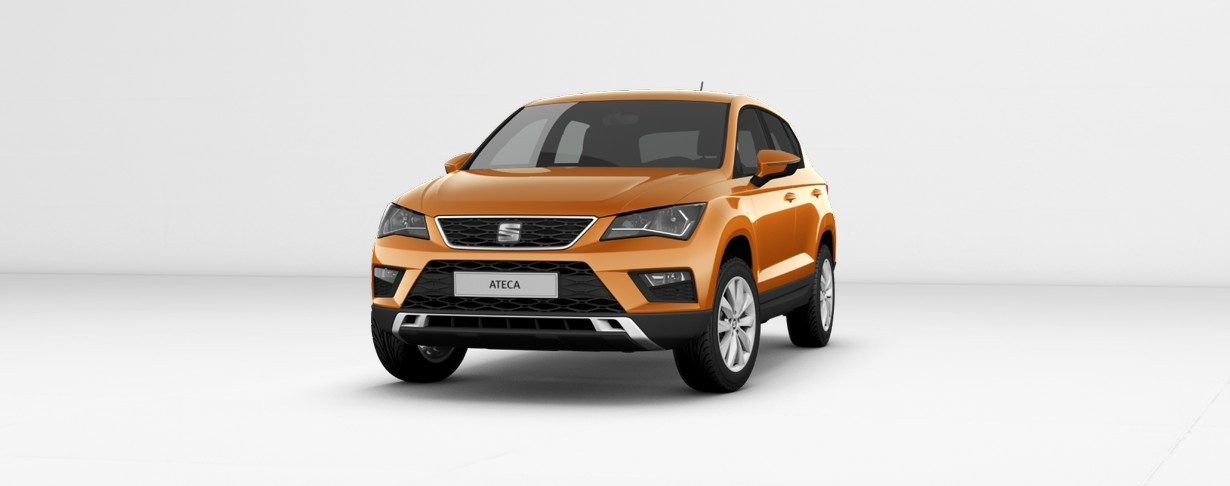 2016 seat ateca configurator finally launched available. Black Bedroom Furniture Sets. Home Design Ideas