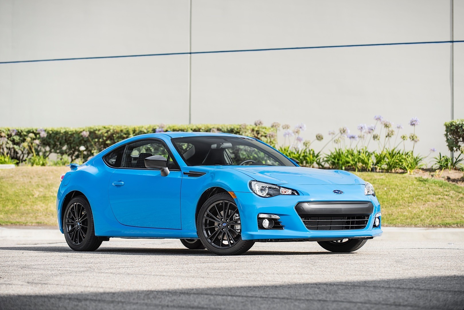 Hyperblue brz and wrx sti