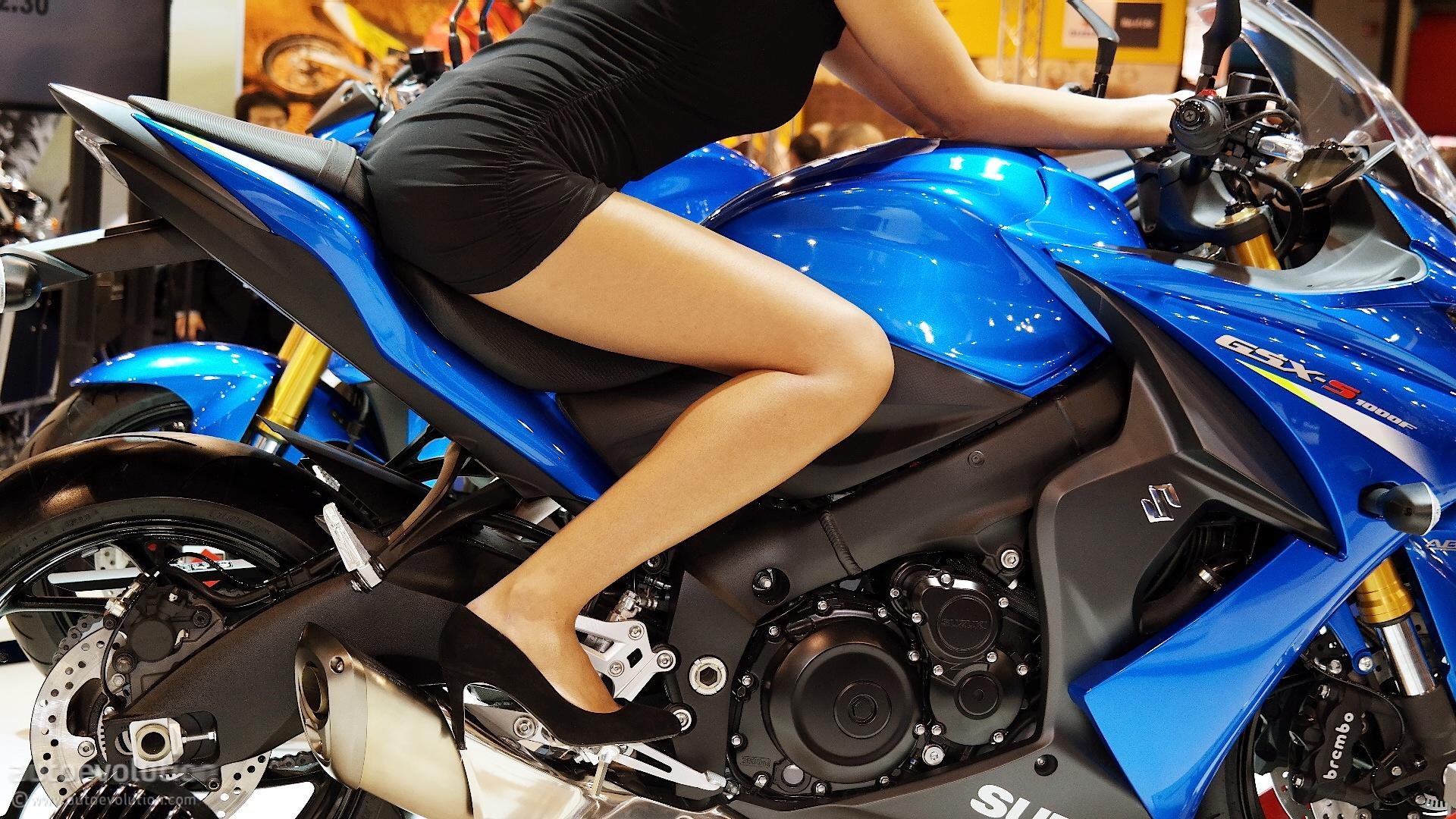 2016 Suzuki Gsx S1000f Abs Debuts At Eicma 2014 Live