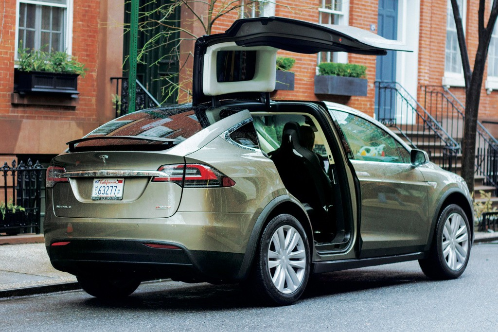 Tesla Model 3 >> 2016 Tesla Model X Priced from £71,900 in the UK, P90D Costs £99,800 - autoevolution