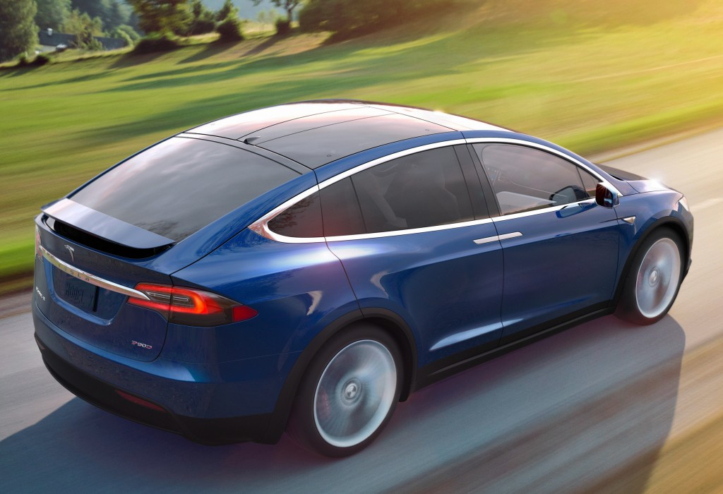Tesla P90d For Sale >> 2016 Tesla Model X Priced from £71,900 in the UK, P90D Costs £99,800 - autoevolution