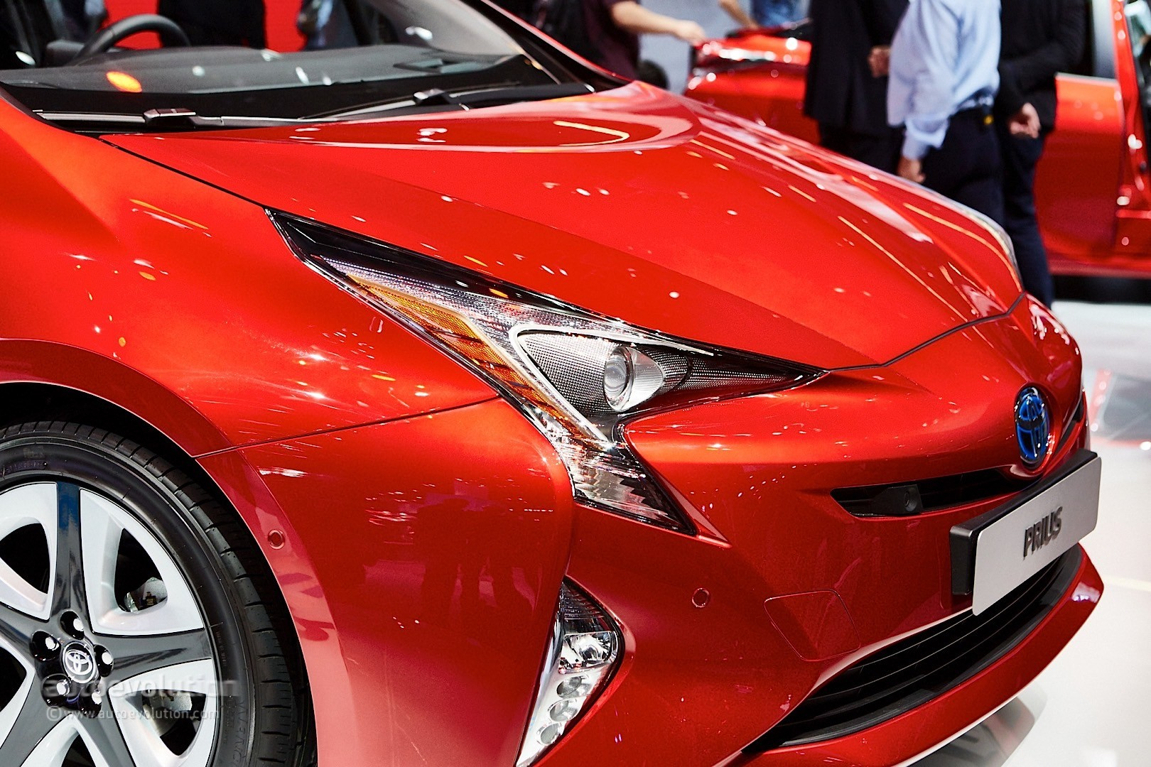 2016 4th Generation Toyota Prius [ This is IT !] - 2016 toyota prius comes to frankfurt reminds us it s oh so japanese live photos 12