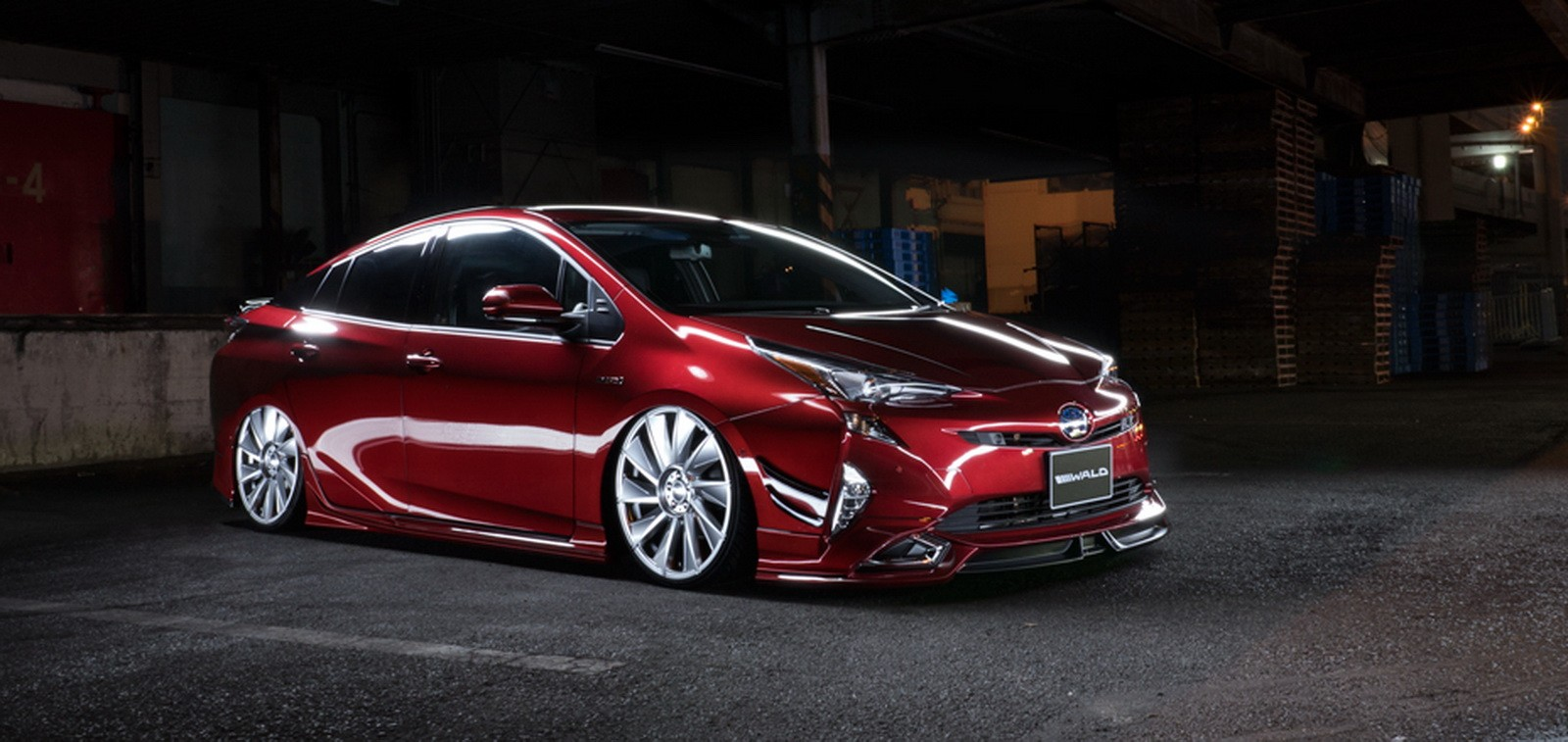 2016 Prius Body Kit >> 2016 Toyota Prius Tuned by Wald Looks Decent - autoevolution