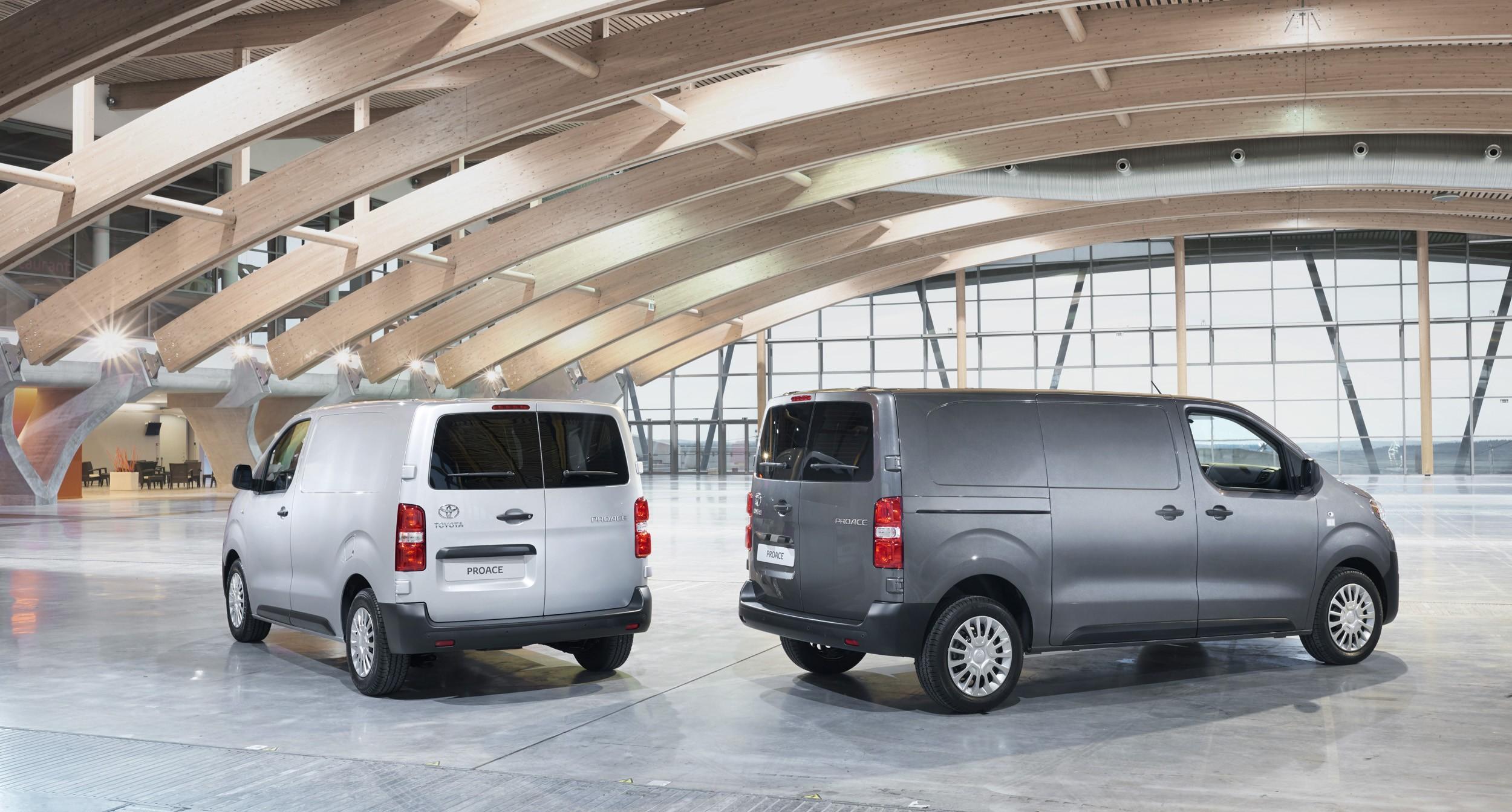 2016 Toyota Proace Van