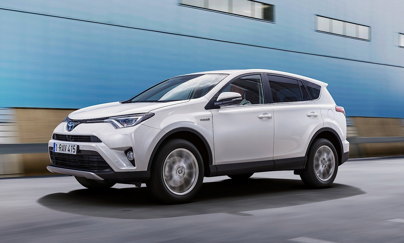 Toyota Rav4 Trd >> 2016 Toyota RAV4 Hybrid One Limited Edition Marks European Debut of the Prius SUV - autoevolution