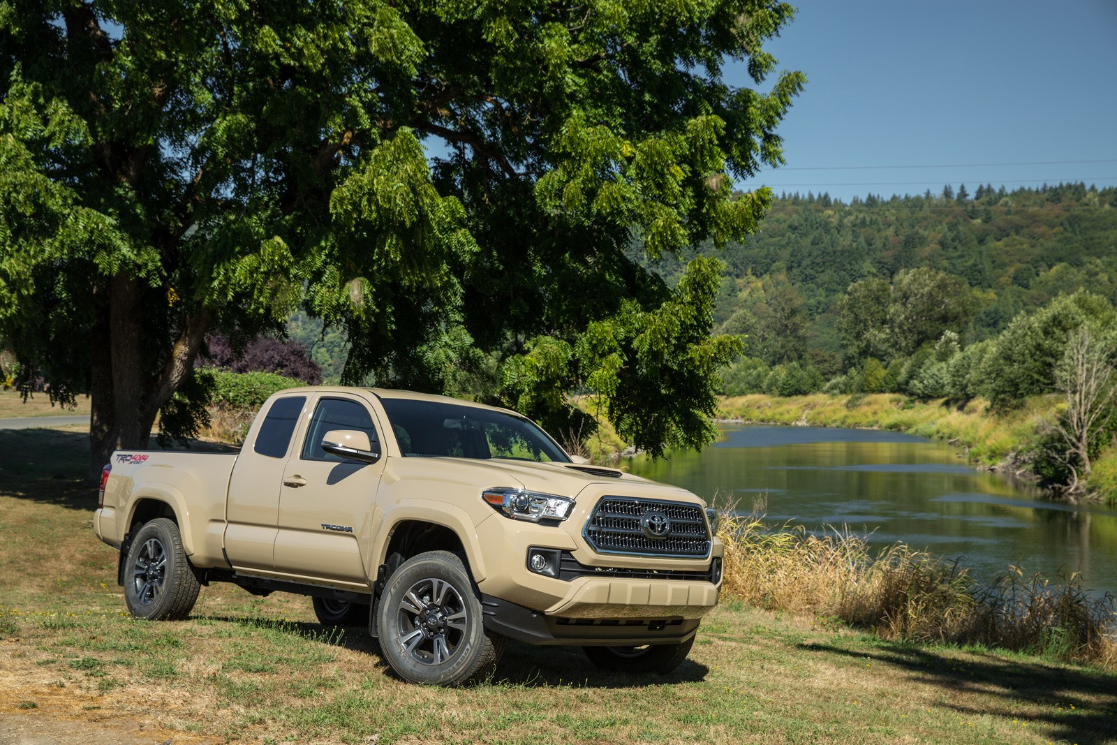 2016 toyota tacoma price revealed prepare 22 300 for the for Newspaper wallpaper for sale