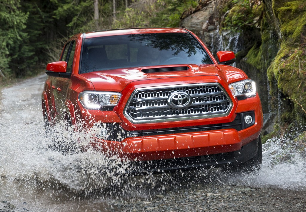 Toyota Tacoma Evolution >> 2016 Toyota Tacoma Pricing Leaked, Save Up At Least ...