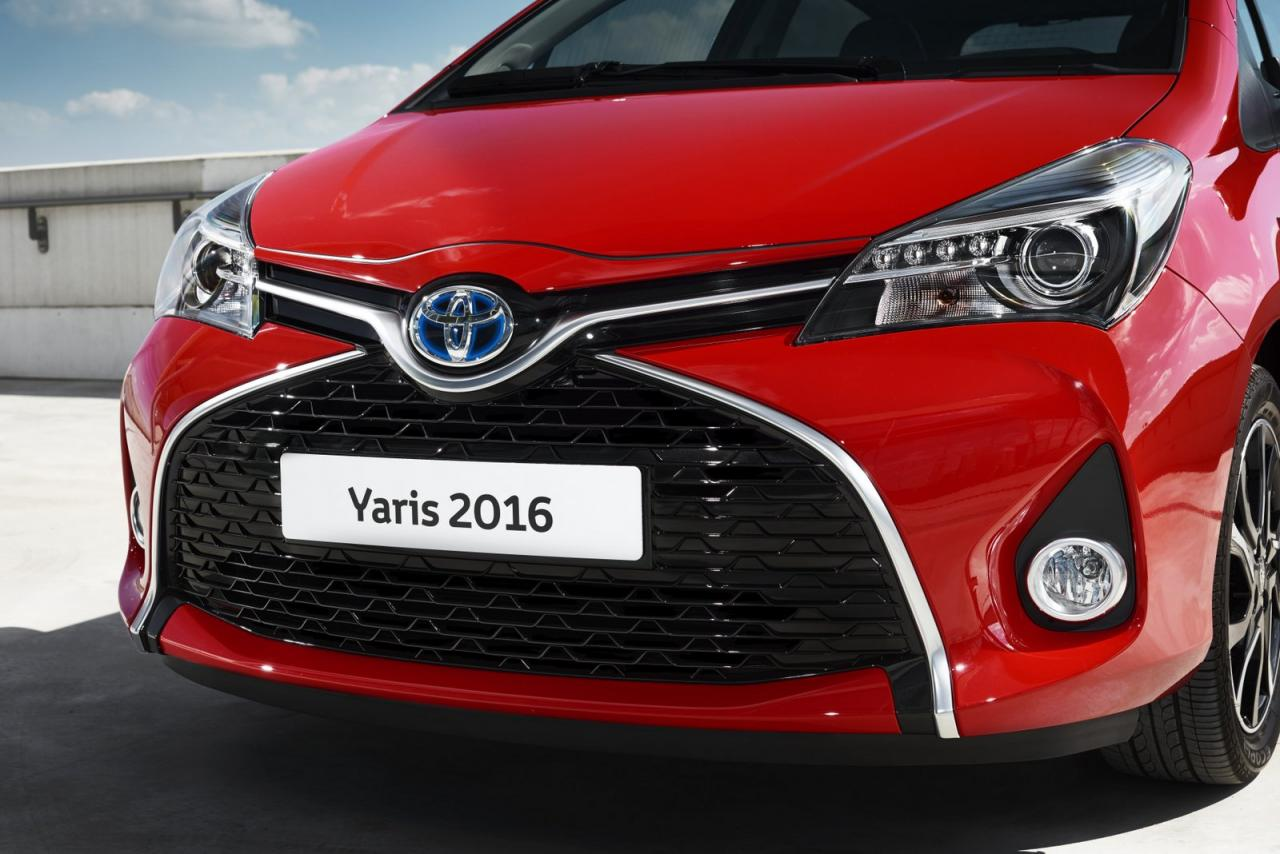 Toyota Verso 2018 Hybrid >> 2016 Toyota Yaris and Verso Lose Diesel Engines in Europe As Hybrids Take Over - autoevolution