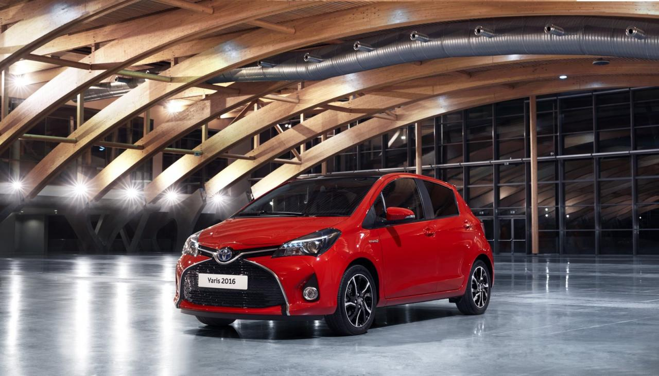 Toyota Trd Pro >> 2016 Toyota Yaris and Verso Lose Diesel Engines in Europe ...