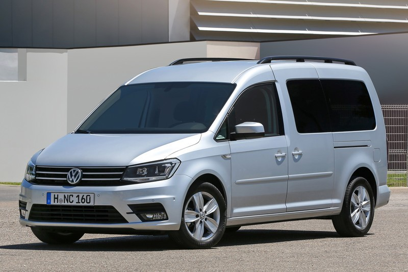 2016 volkswagen caddy with natural gas and dsg debuts in geneva autoevolution. Black Bedroom Furniture Sets. Home Design Ideas