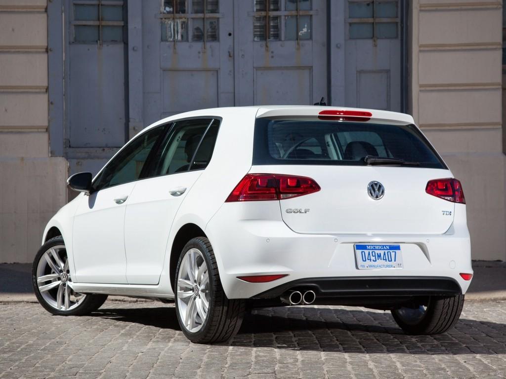 2016 Volkswagen Golf Tdi