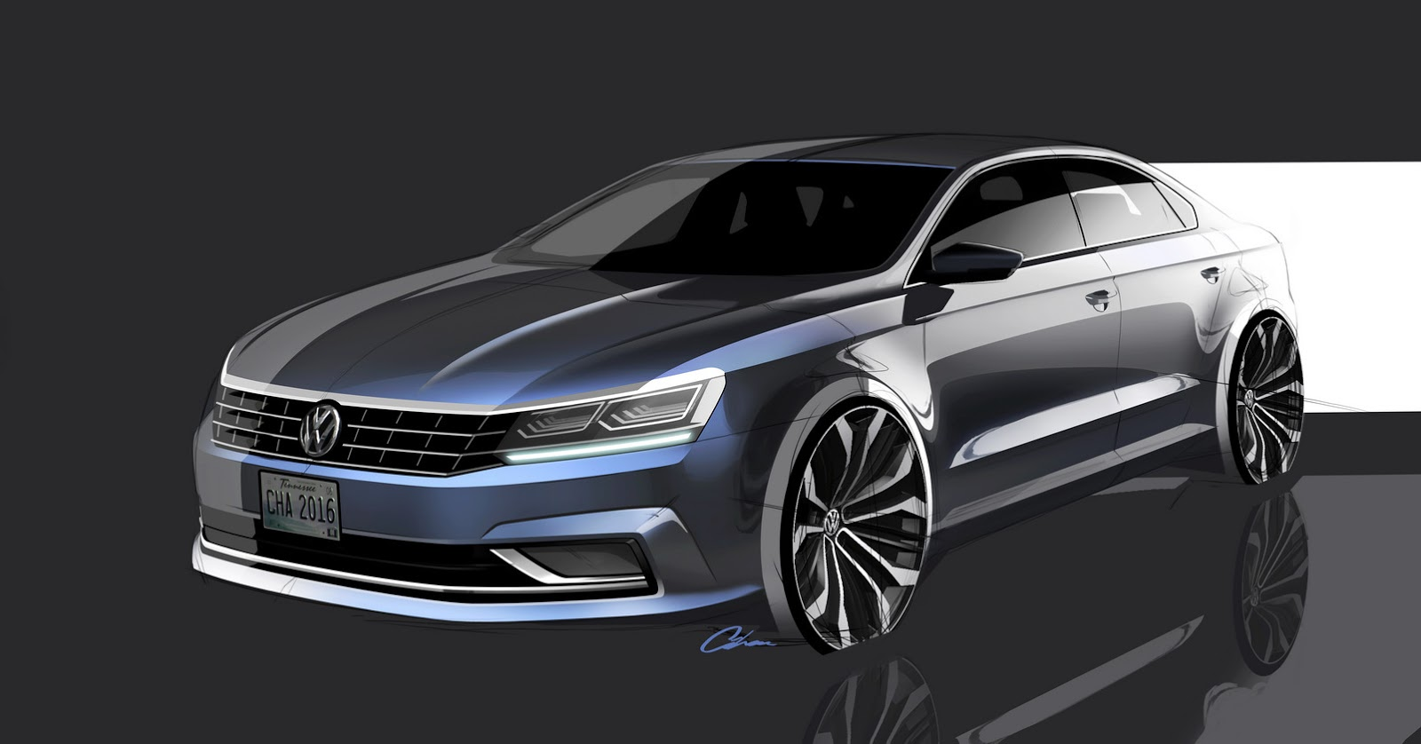 2016 Volkswagen Passat U.S. Pricing Announced - autoevolution
