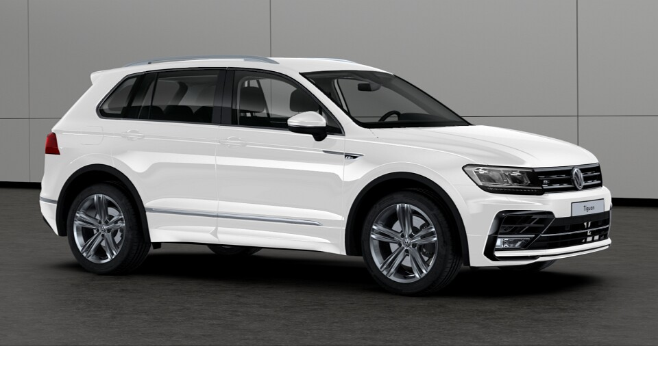 2016 Volkswagen Tiguan Available with 190 HP 2.0 TDI from €37,475 ...