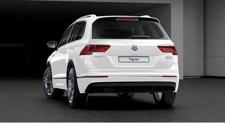 2016 Volkswagen Tiguan Available with 190 HP 2.0 TDI from €37,475 - autoevolution