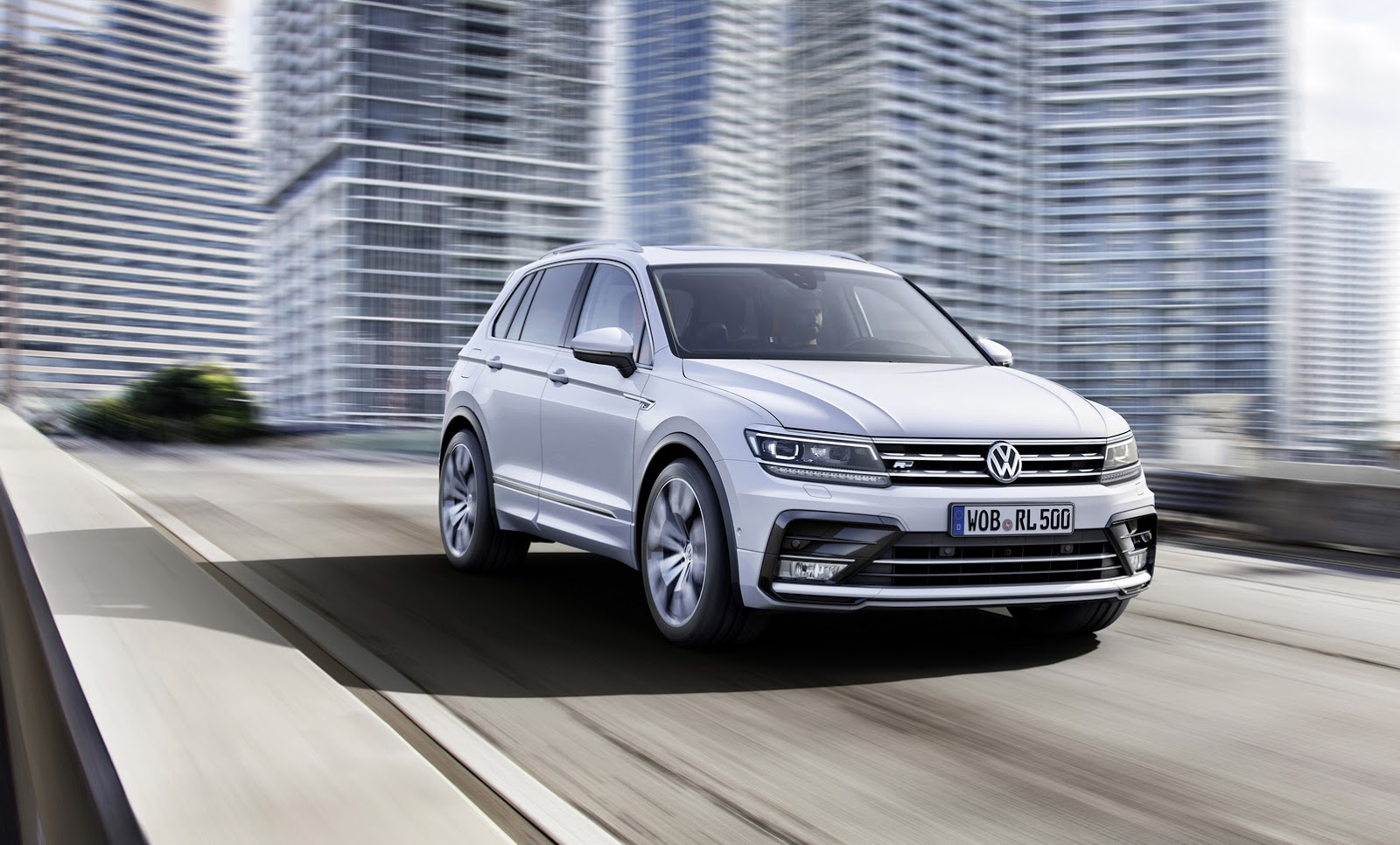 2016 Volkswagen Tiguan 2017 For Us Market