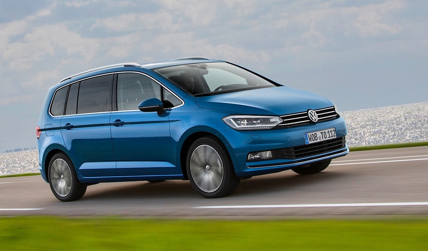 2016 Volkswagen Touran Gets 1 8 Tsi 180 Hp And 2 0 Tdi 190