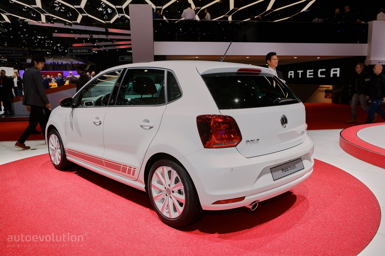 2016 volkswagen up beats and polo beats debut in geneva autoevolution