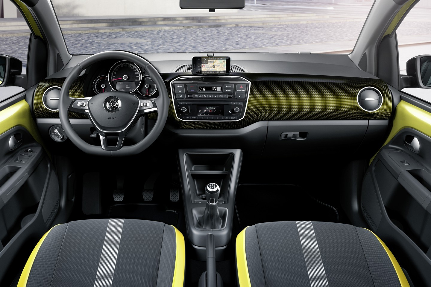 2016 Volkswagen Up Facelift Revealed With 1 0 Tsi Turbo