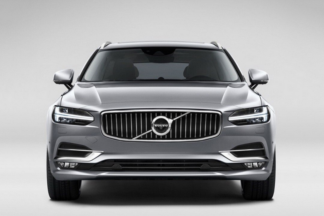 2016 volvo v90 leaks ahead of geneva motor show debut. Black Bedroom Furniture Sets. Home Design Ideas