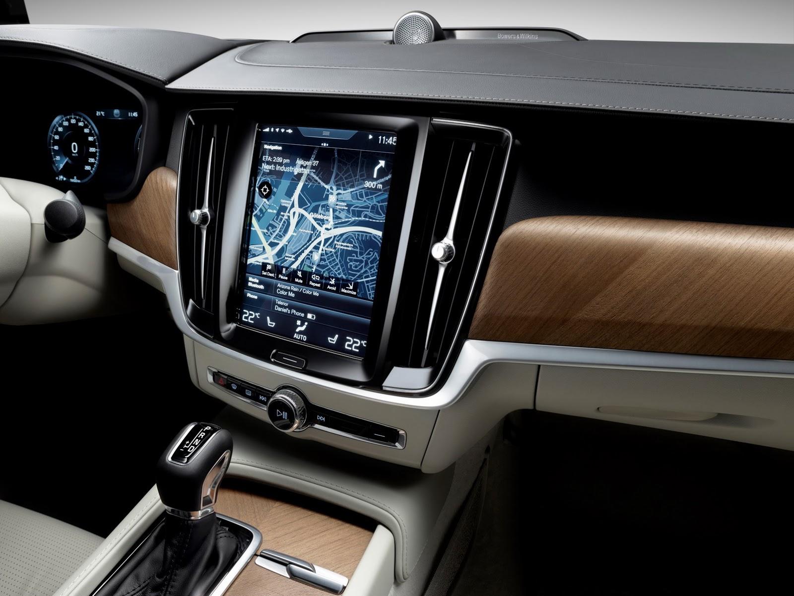 2016 Volvo V90 Leaks Ahead of Geneva Motor Show Debut ...
