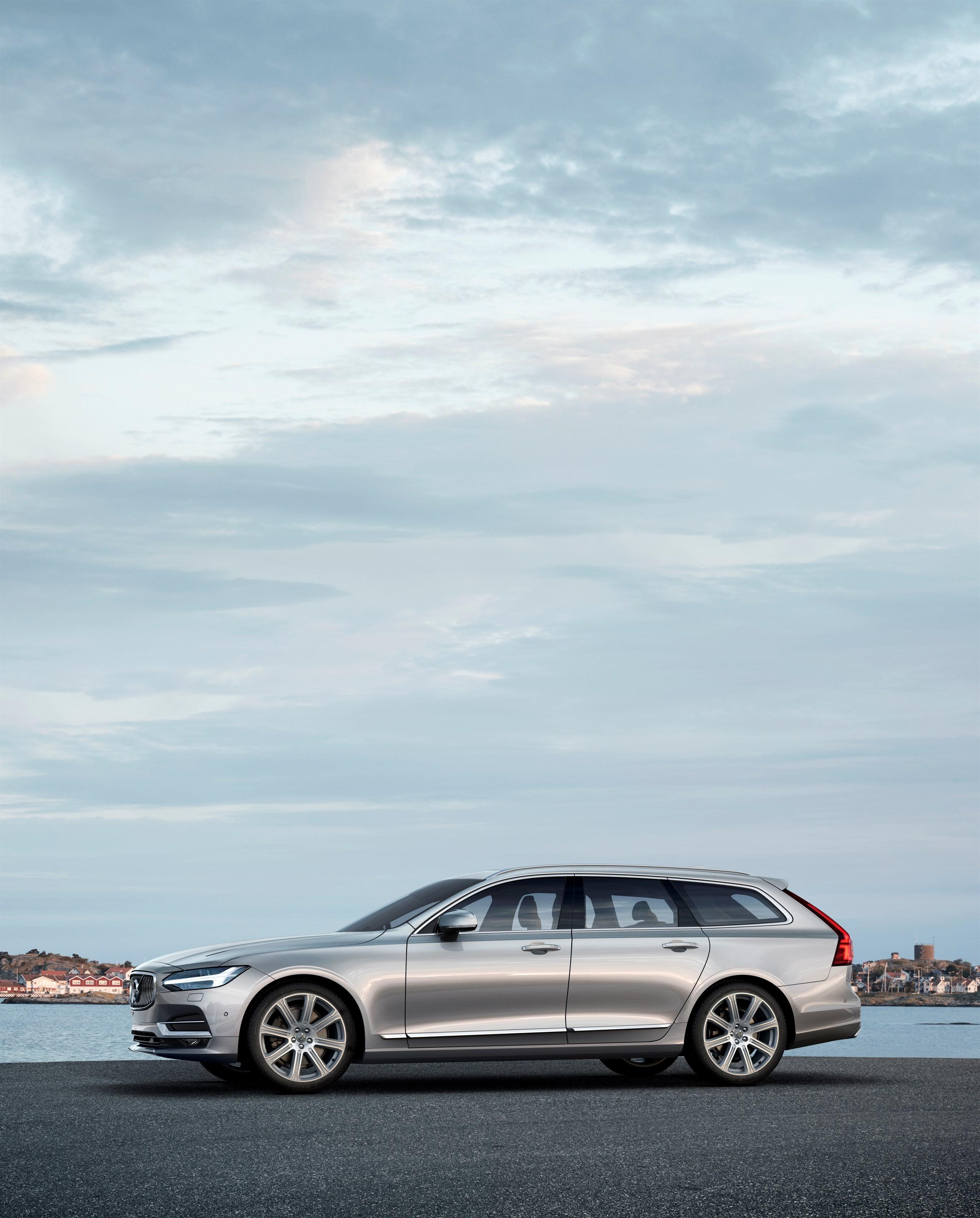 Volvo C90 Price: 2016 Volvo V90 Wagon Officially Revealed In Sweden