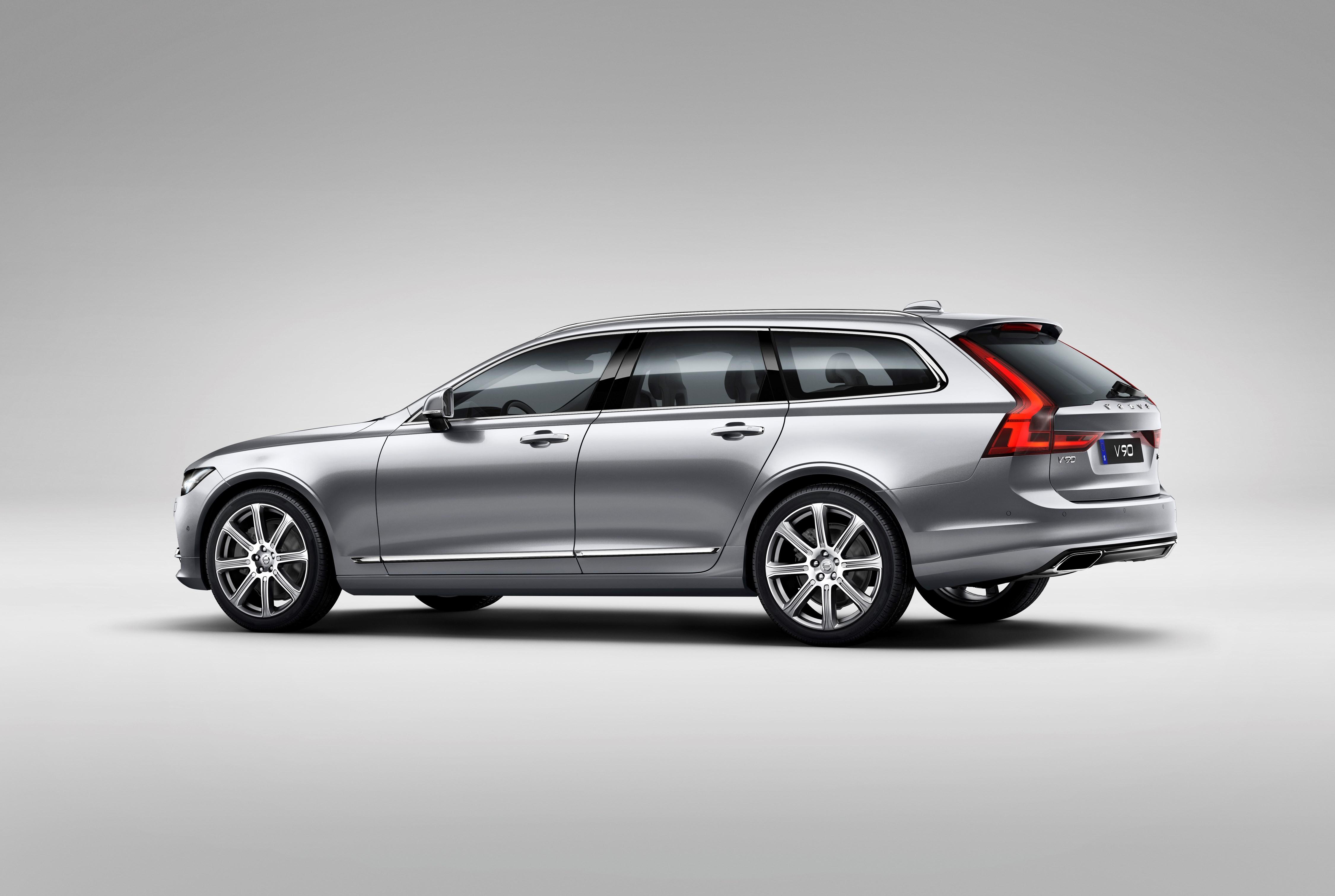 2016 Volvo V90 Wagon Euro Spec 2018 In The U S