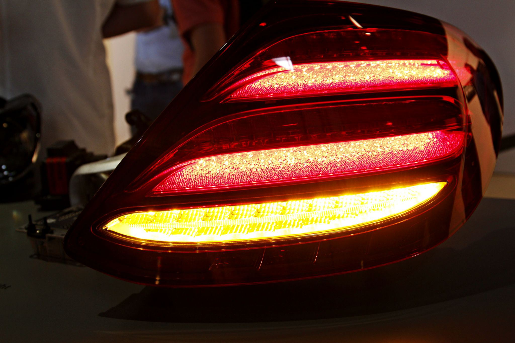 Heat Shield Car >> How to Tint Your Car's Taillights - autoevolution