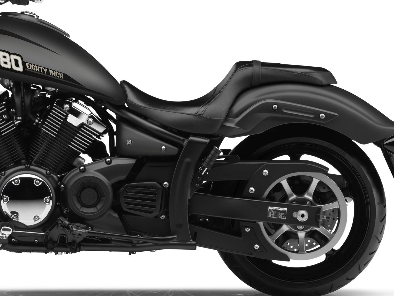 2016 Yamaha XVS1300 Custom Shows Off a Matte Grey Livery ...