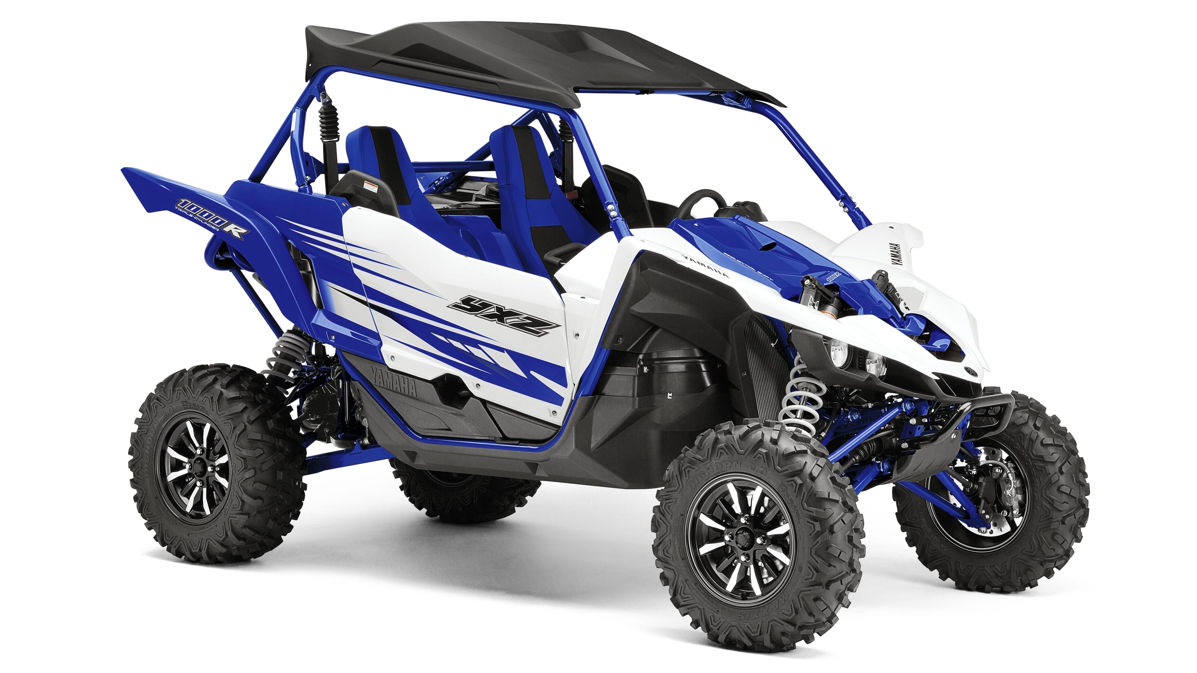 Side By Side Utv >> 2016 Yamaha YXZ1000R Is a Three-Cylinder Supersport SxS - autoevolution