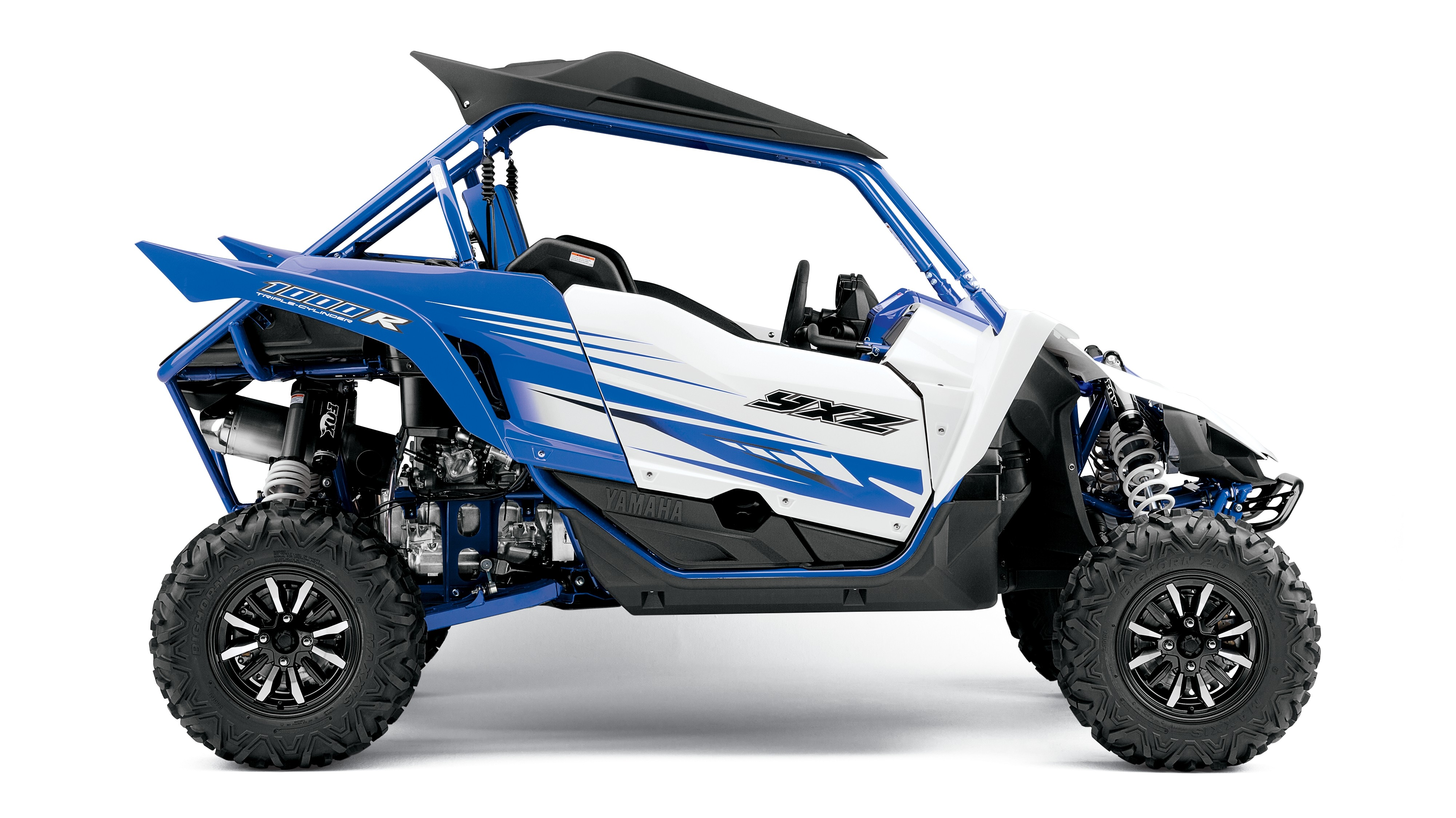 2016 Yamaha YXZ1000R Is a Three-Cylinder Supersport SxS ...