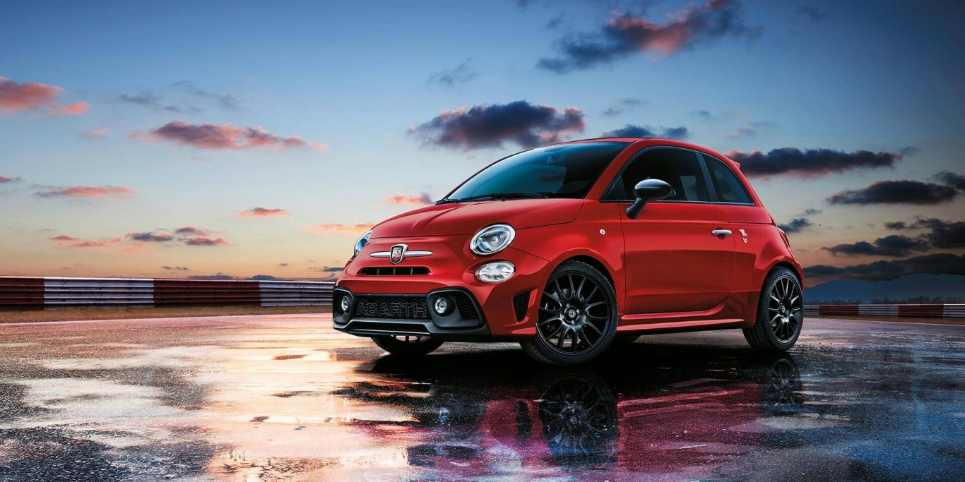 2017 abarth 595 trofeo is based on the 595 pista uk pricing from gbp 17 290 autoevolution. Black Bedroom Furniture Sets. Home Design Ideas
