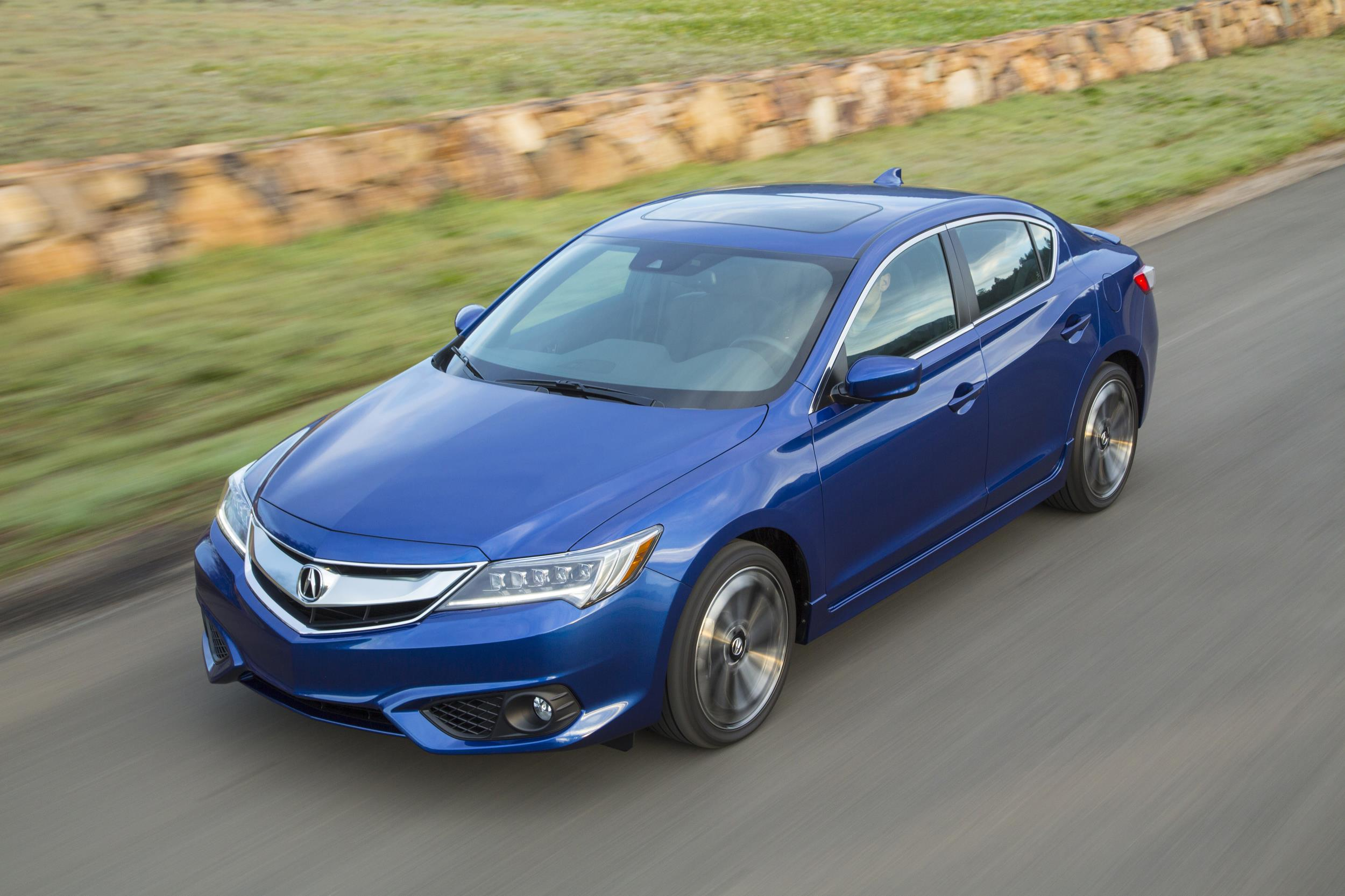 2017 Acura ILX Introduced, Costs $90 More than 2016 Model ...