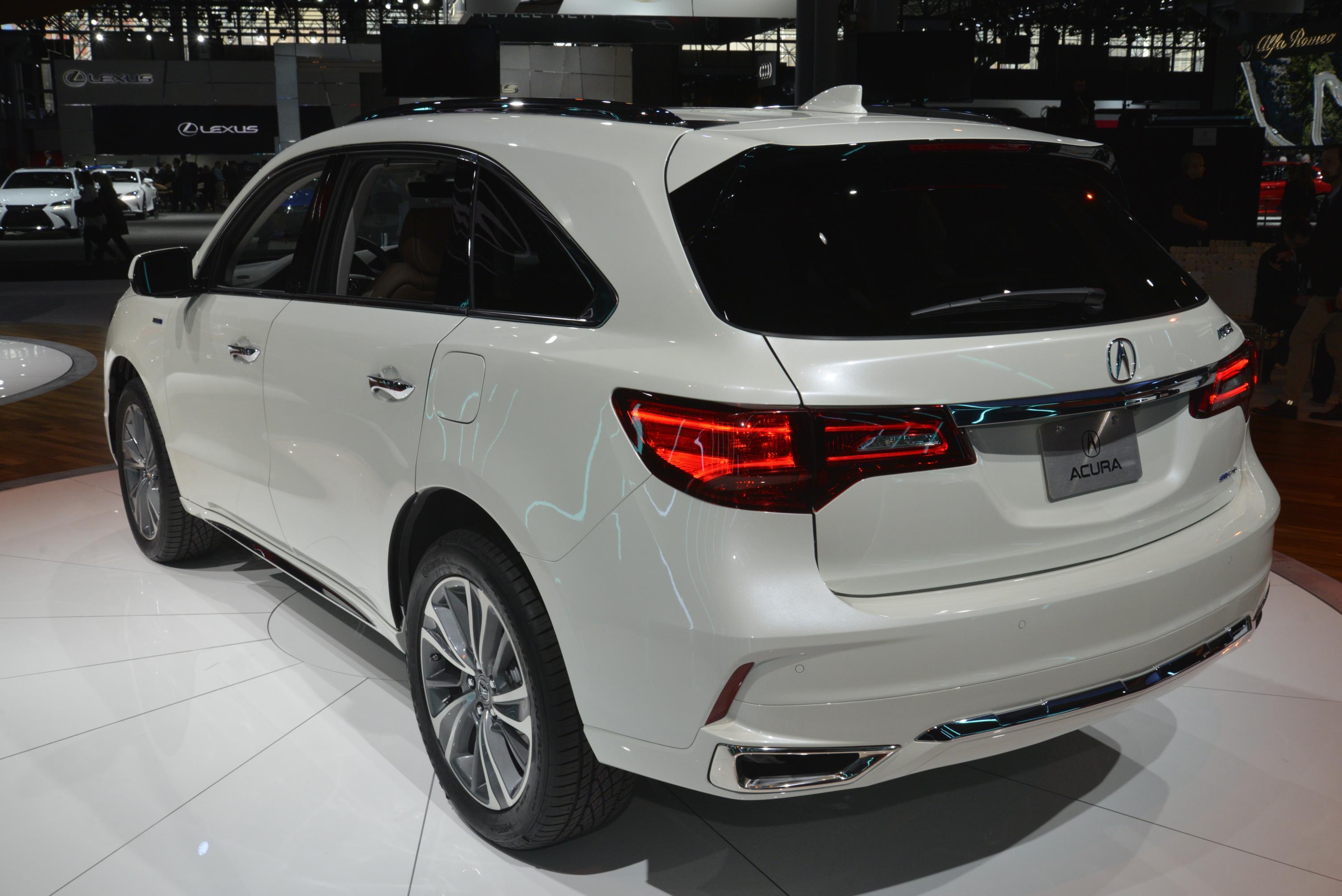 2017 Acura Hybrid