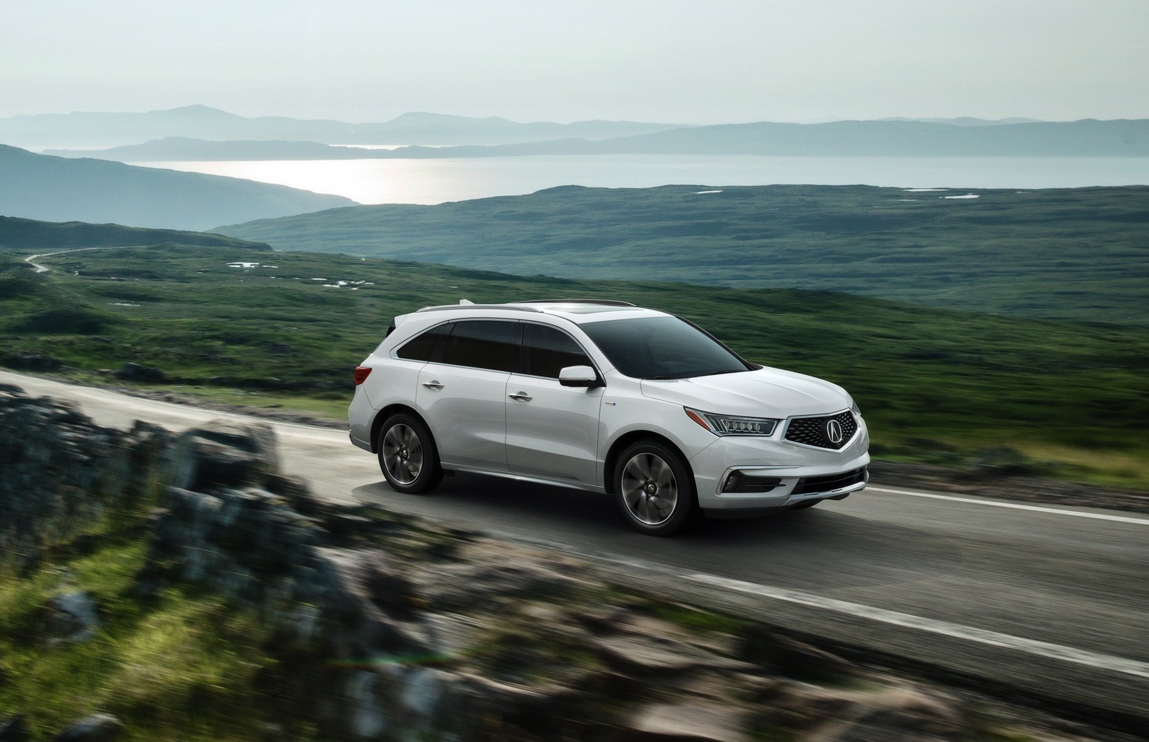 acura prices mdx sport hybrid from 51 960 arrives at u s dealers in april autoevolution. Black Bedroom Furniture Sets. Home Design Ideas