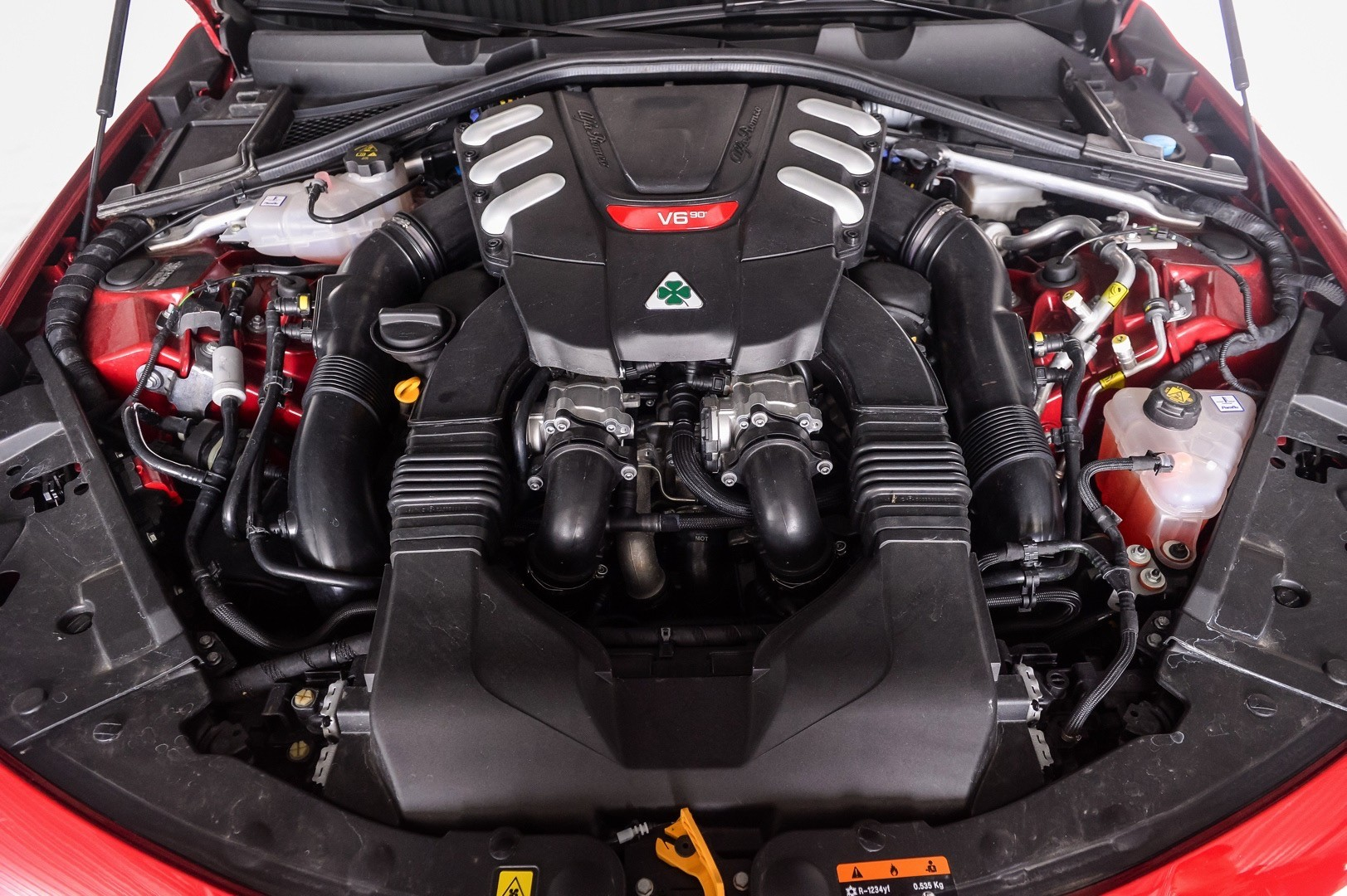 Alfa Romeo Giulia Goes On Sale In The US Priced From - Alfa romeo engines for sale