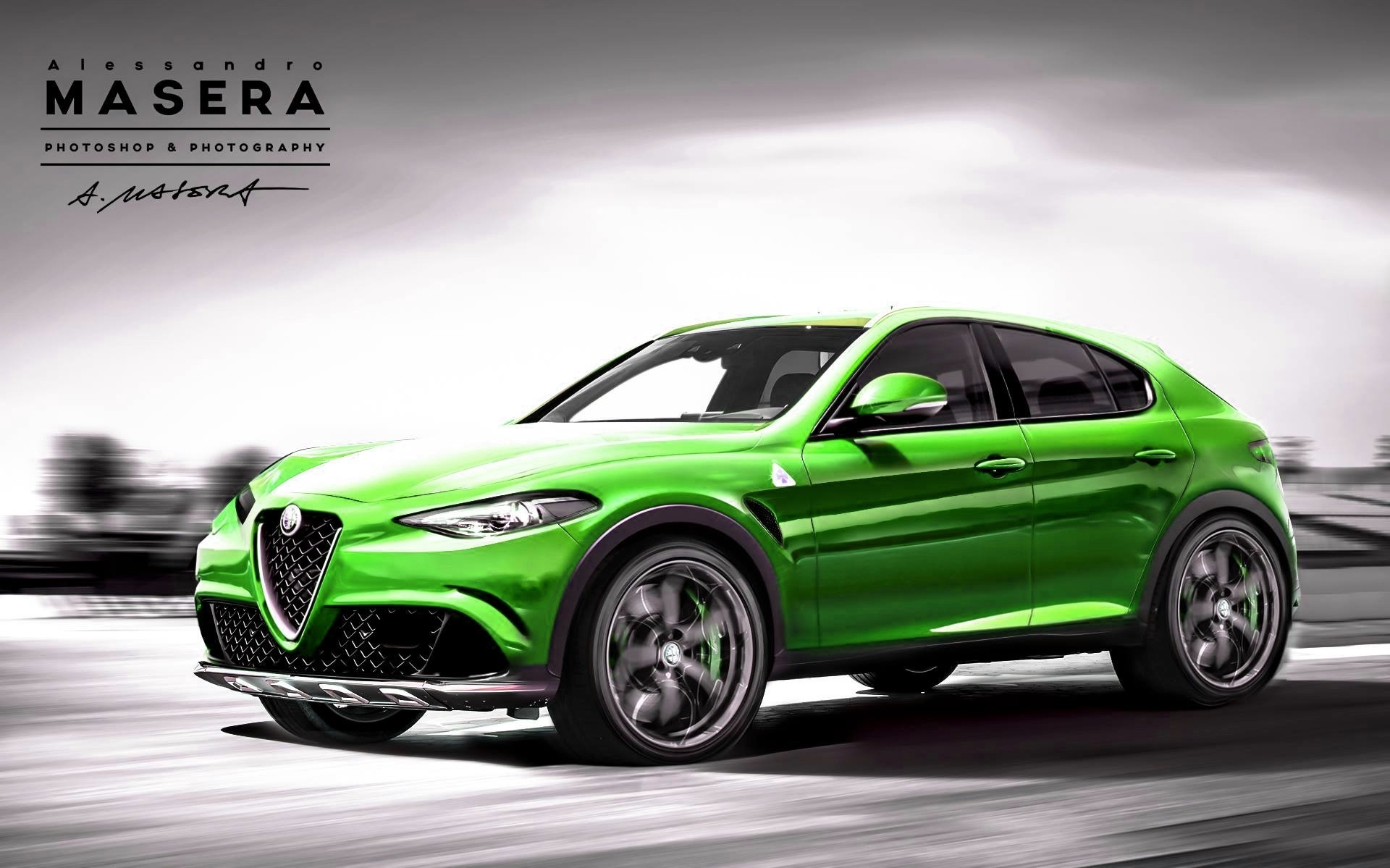 2017 Alfa Romeo Stelvio Suv Tipo 949 Debut Set For 2016