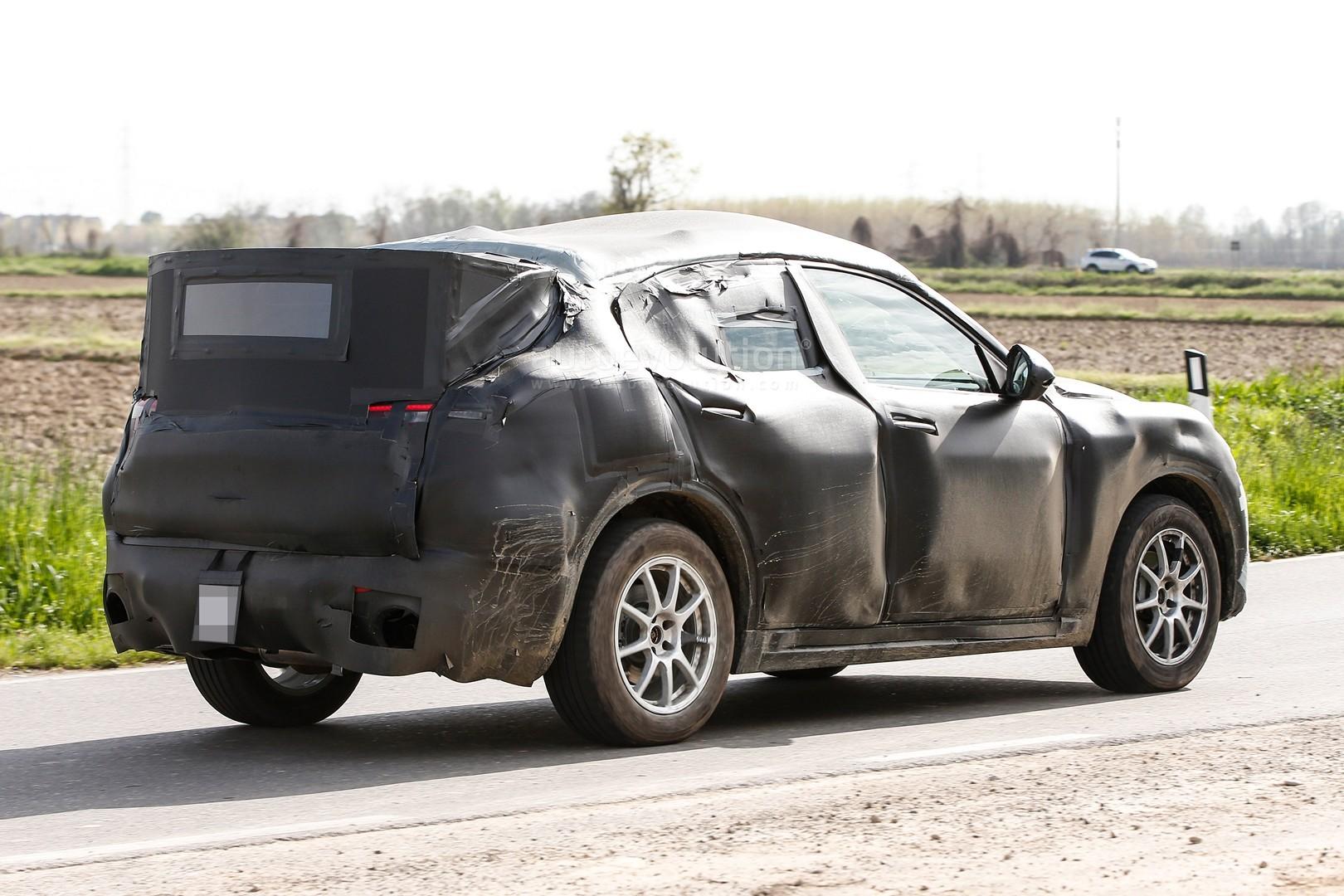 2017 alfa romeo stelvio suv tipo 949 debut set for 2016 la auto show autoevolution. Black Bedroom Furniture Sets. Home Design Ideas