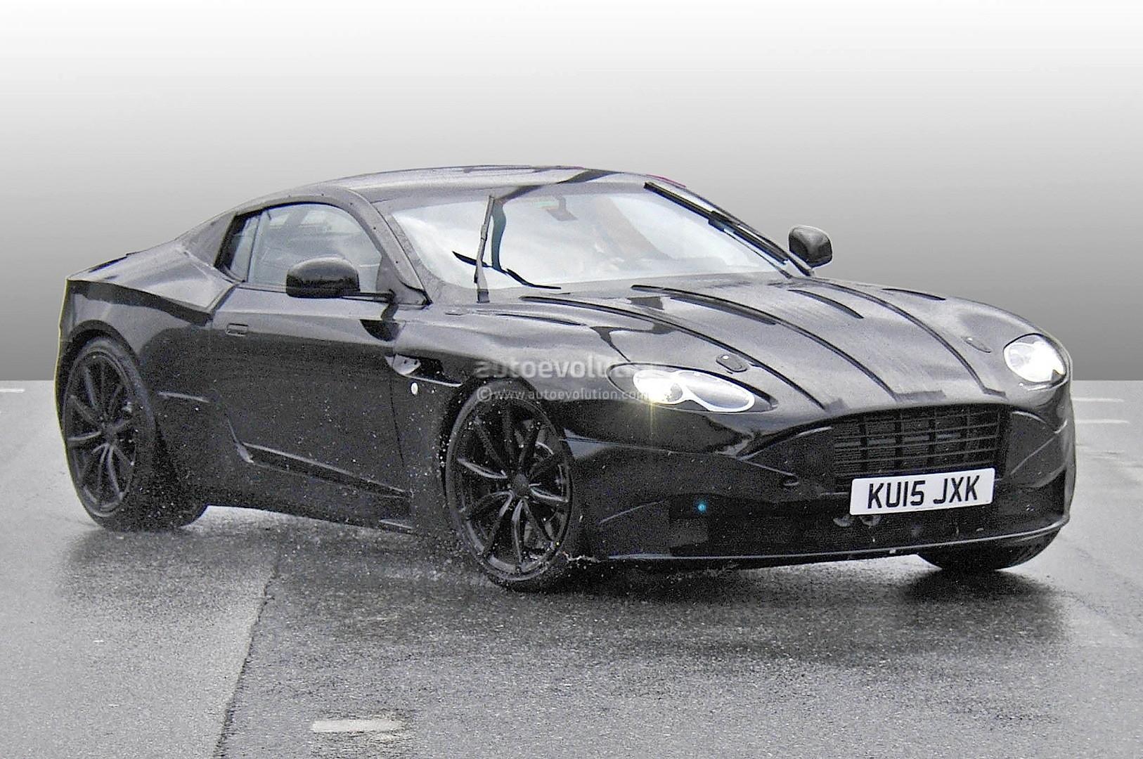 2016 - [Aston Martin] DB11 2017-aston-martin-db9-successor-prototype-spyshots-show-db10-like-silhouette-digital-dashboard-intercoolers_1