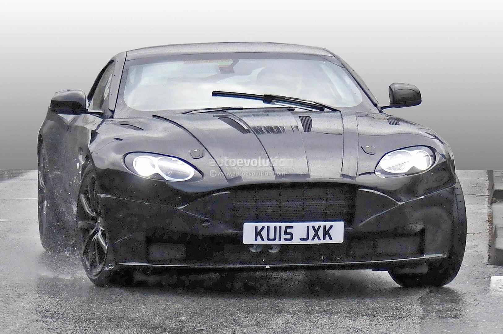2016 - [Aston Martin] DB11 2017-aston-martin-db9-successor-prototype-spyshots-show-db10-like-silhouette-digital-dashboard-intercoolers_9
