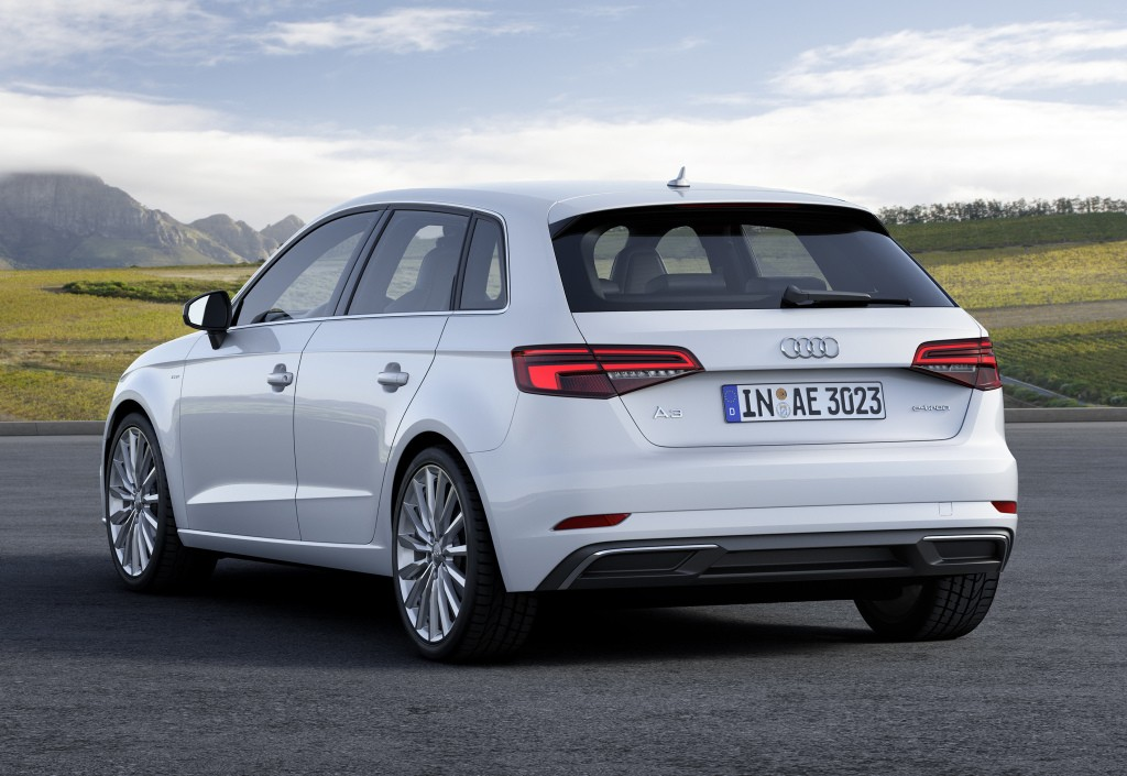 2017 audi a3 e tron priced from 39 850 it s 1k more than before autoevolution. Black Bedroom Furniture Sets. Home Design Ideas