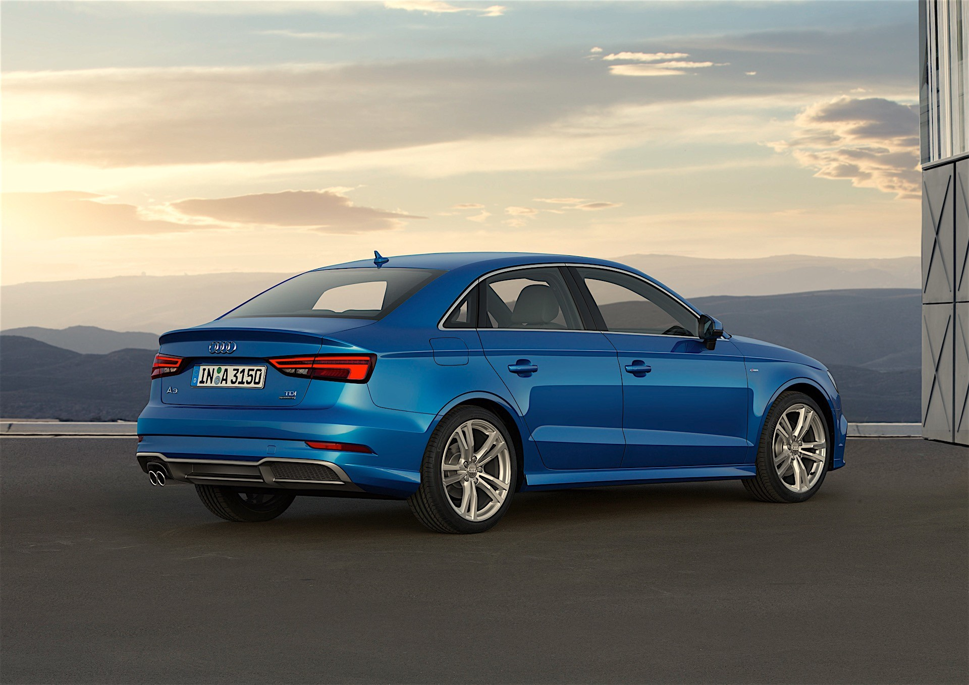 2017 Audi A3 Facelift Configurator Launched in Germany, S3 ...
