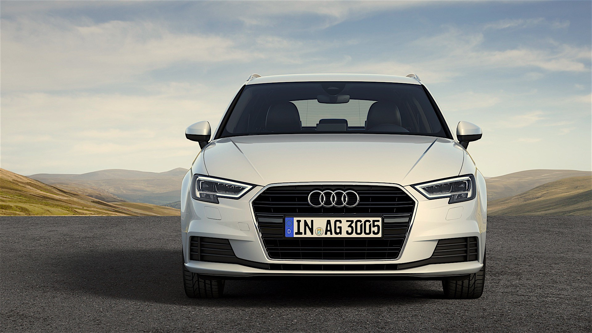 2017 audi a3 facelift configurator launched in germany s3 not ready yet autoevolution. Black Bedroom Furniture Sets. Home Design Ideas