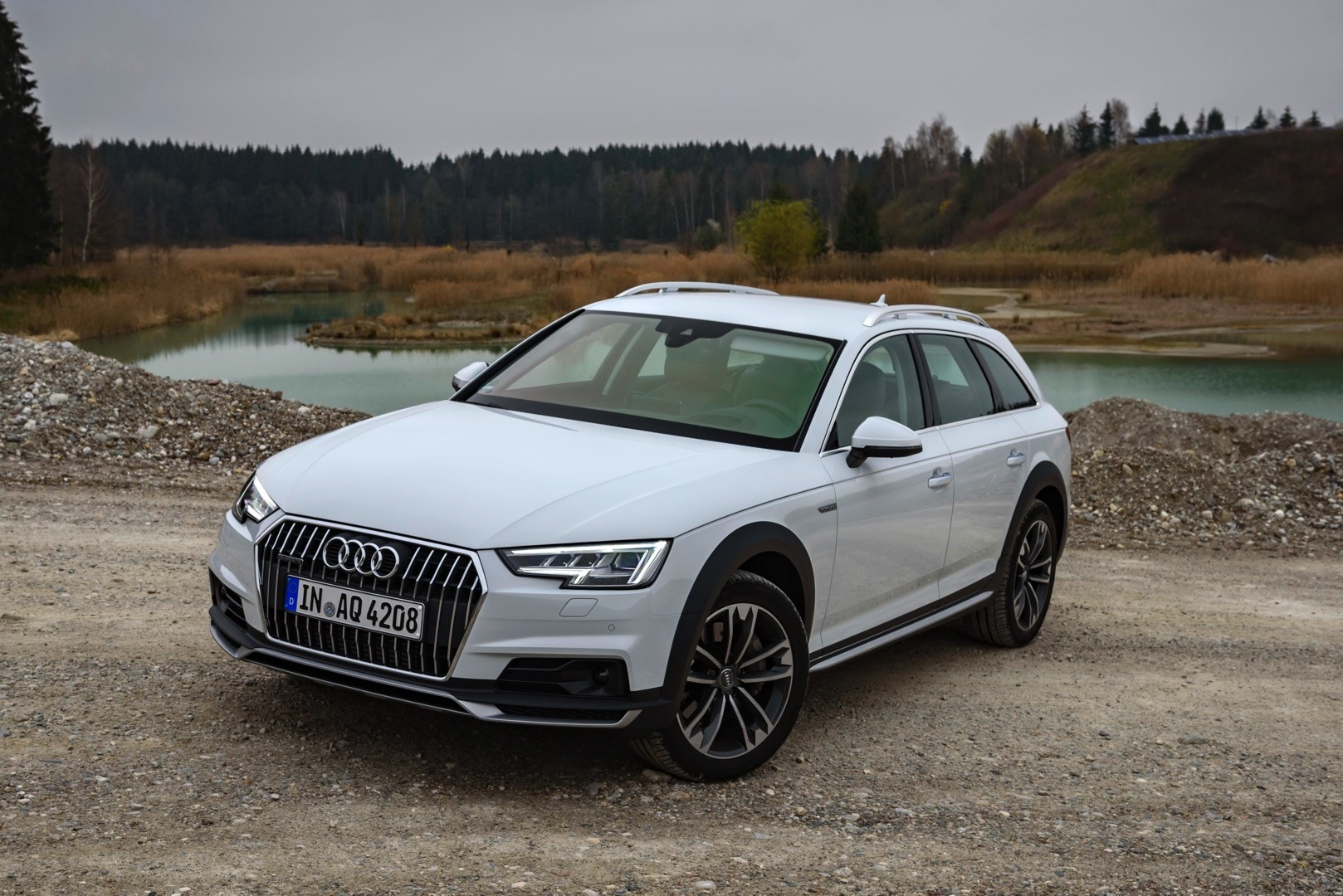 2017 audi a4 allroad quattro priced from 44 950. Black Bedroom Furniture Sets. Home Design Ideas